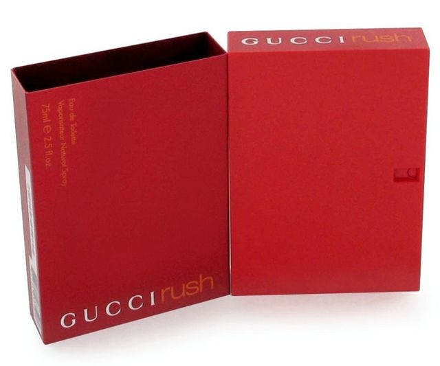 Gucci toilet water
