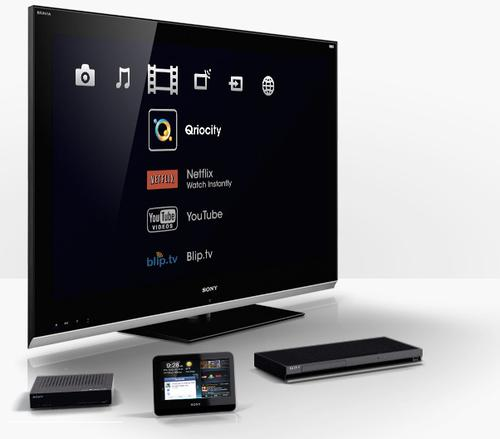 Sony Bravia Internet TV